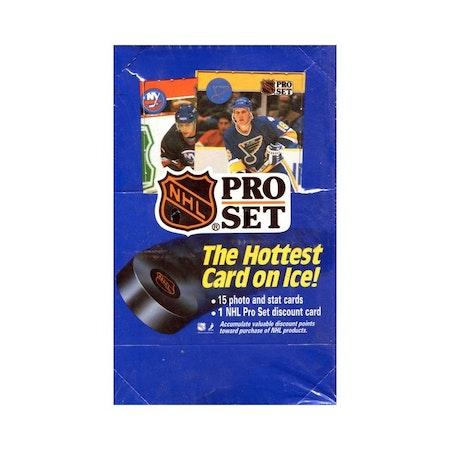 1990-91 Pro Set