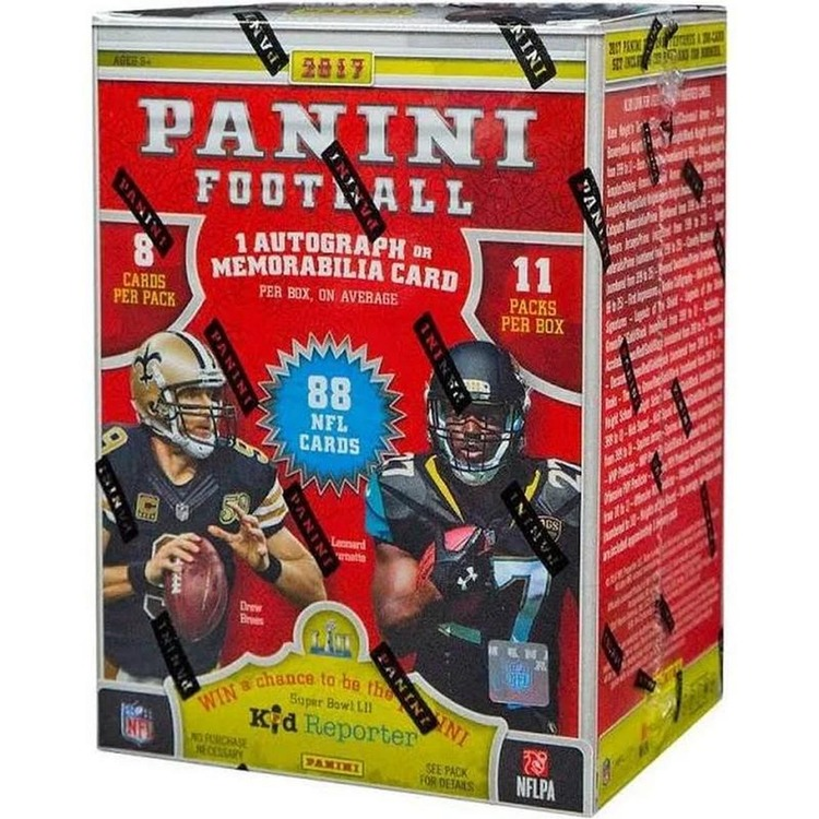 2017 Panini Football (11-Pack Box)