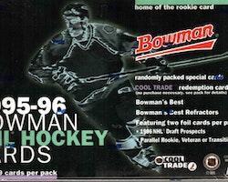 1995-96 Bowman
