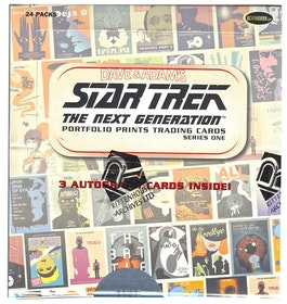 2015 Star Trek: The Next Generation (Portfolio Prints Box)