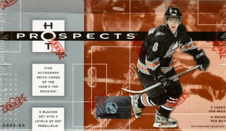 2005-06 Hot Prospects