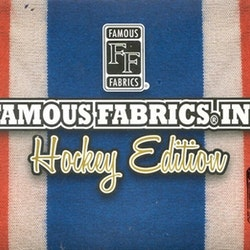 2010-11 ITG Famous Fabrics Ink - Hockey Edition