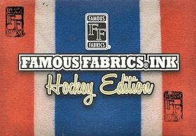 2010-11 ITG Famous Fabrics Ink - Hockey Edition