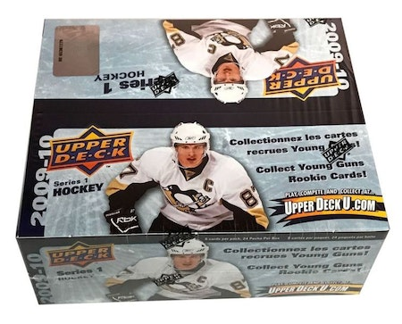 2009-10 Upper Deck Series 1 (24-pack Box)