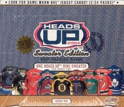 2003-04 Pacific Heads Up (Hobby Box)