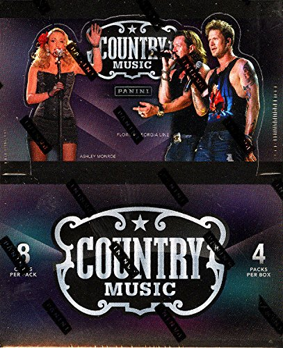 2014 Panini Country Music