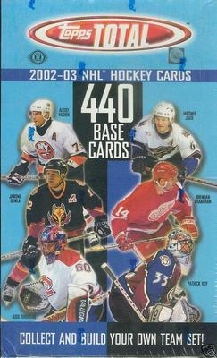2002-03 Topps Total