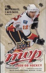 2008-09 Upper Deck MVP (Hobby Box)