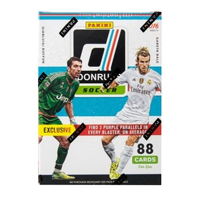 2016-17 Panini Donruss Soccer (11-Pack Box)