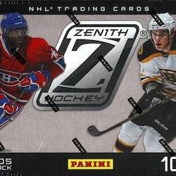 2010-11 Zenith (Hobby Box)