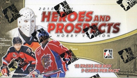 2010-11 ITG Heroes & Prospects