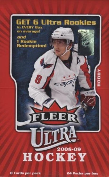 2008-09 Fleer Ultra