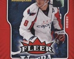 2008-09 Fleer Ultra (Hobby Box)