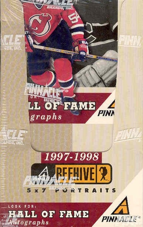 1997-98 Pinnacle Beehive