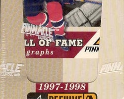 1997-98 Pinnacle Beehive
