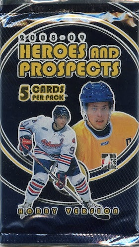 2008-09 ITG Heroes & Prospects