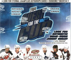 2003-04 Pacific Quest for the Cup (Hobby Box)