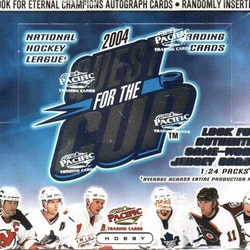 2003-04 Pacific Quest for the Cup