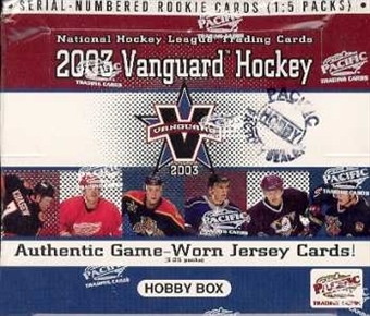 2002-03 Vanguard