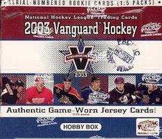 2002-03 Vanguard (Hobby Box)