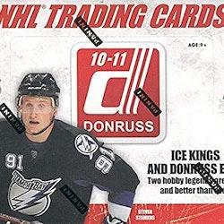 2010-11 Donruss (Hobby Box)