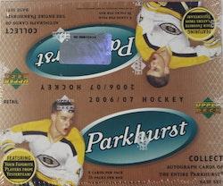 2006-07 Parkhurst (Retail Box)