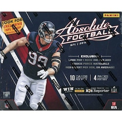 2016 Panini Absolute (Mega Box)