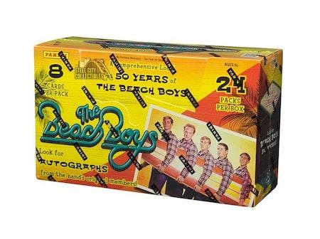 2013 Panini The Beach Boys (Hobby Box)