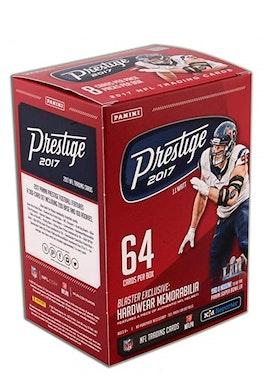 2017 Panini Prestige Football (8-Pack Box)