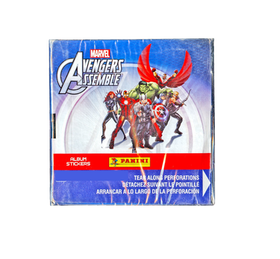 2013 Panini Marvel Avengers Assemble (Sticker Box)