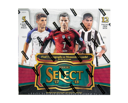 2017-18  Select (Hobby Pack)