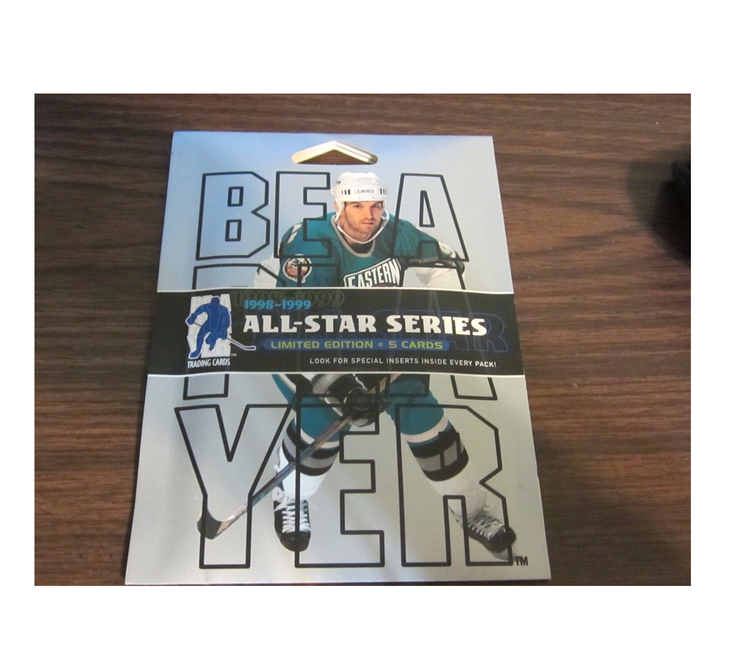 1998-99 Be A Player All-Star Series (Hobby Pack)