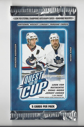 2003-04 Pacific Quest for the Cup (Hobby Paket)