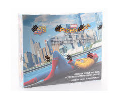 Marvel Spider-Man Homecoming Hobby Box (Upper Deck 2017)