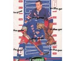 2003-04 Parkhurst Original 6 (New York Rangers Hobby Pack)