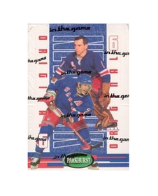 2003-04 Parkhurst Original 6 (New York Rangers Hobby Pack)