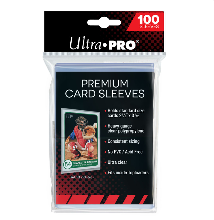 Premium Card Sleeves