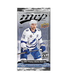 2018-19 Upper Deck MVP (Hobby Pack)