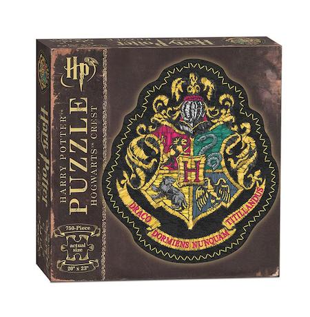 Harry Potter - Hogwarts Crest (Samlarpussel)