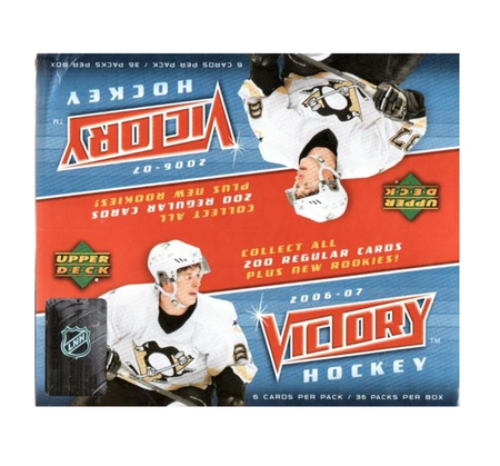 2006-07 Upper Deck Victory (Hobby Box)