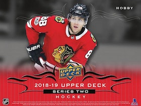 2018-19 Upper Deck Series 2 (Hobby Box)