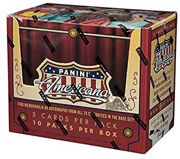 2015 Panini Americana (Hobby Box)