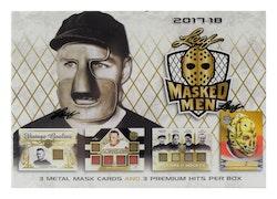 2017-18 Leaf Masked Men