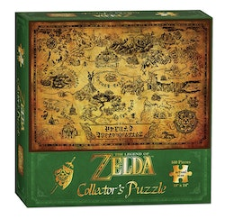 The Legend of Zelda (Collector's Puzzle)