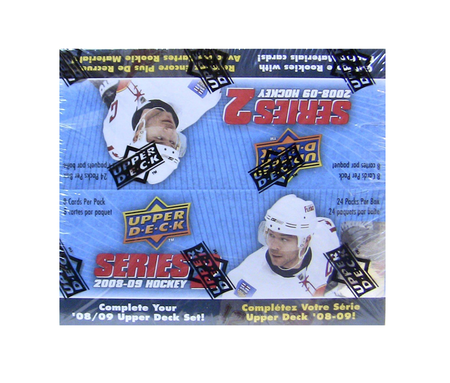 2008-09 Upper Deck Series 2 (Retail Box)