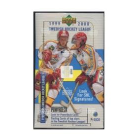 1999-00 Upper Deck Swedish Hockey League