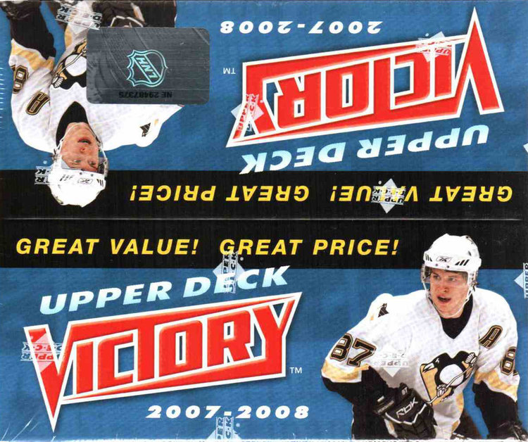 2007-08 Upper Deck Victory