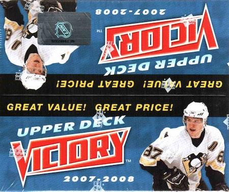 2007-08 Upper Deck Victory