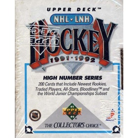 1991-92 Upper Deck (High Series)