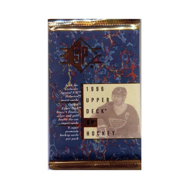 1995-96 Upper Deck SP (Löspaket)